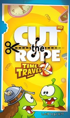 Cut the Rope: Time Travel / HD