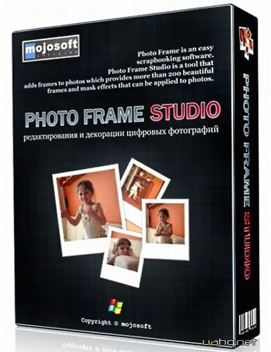 Mojosoft Photo Frame Studio 2.89