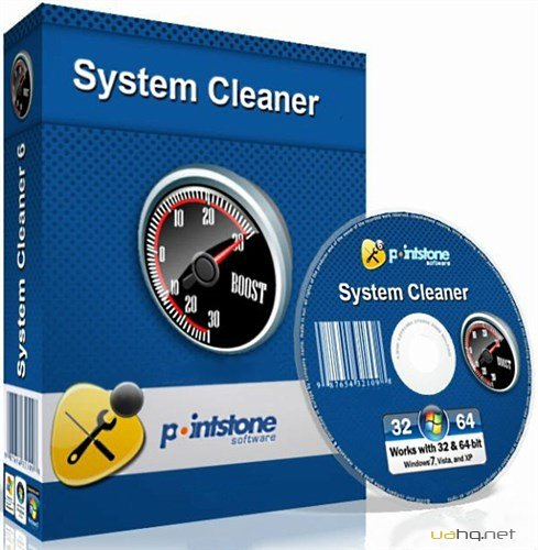 Pointstone System Cleaner 7.2.0.256