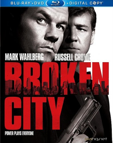 Город порока / Broken City (2013/BDRip 720p/HDRip)