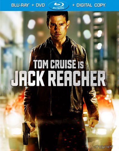 Джек Річер / Jack Reacher (2012/BDRip/HDRip)
