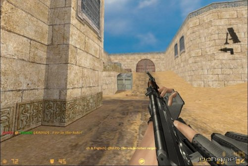 Best HD Mod for CS 1.6