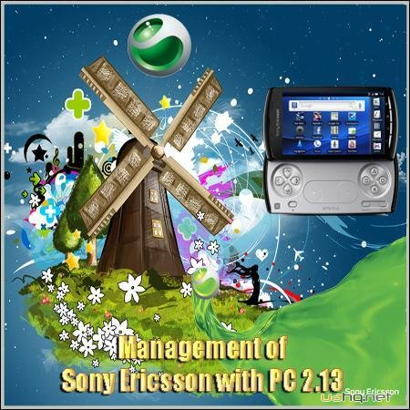 Management of Sony Ericsson PC with 2.13