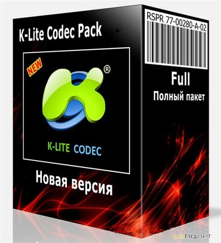 K-Lite Mega/Full Codec Pack 9.9.5