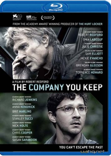 Грязные игры / The Company You Keep (2012/BDRip 720p/HDRip)