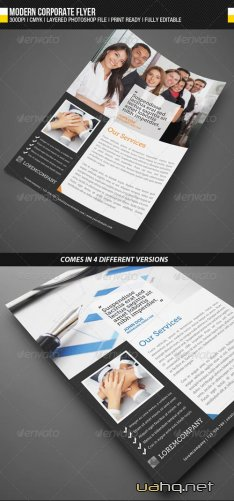 Modern Corporate Flyer - GraphicRiver