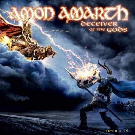 Amon Amarth - Deceiver of the Gods (2013)
