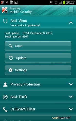 Kaspersky Mobile Security Pro 10.4.45