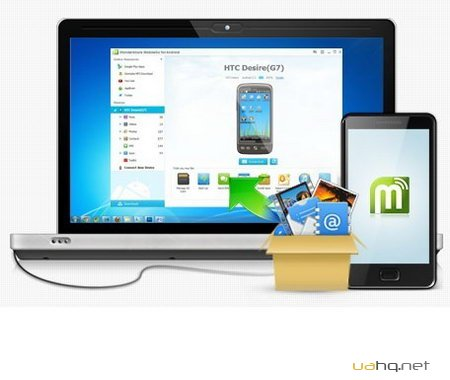 Wondershare MobileGo for Android 4.0.0.245