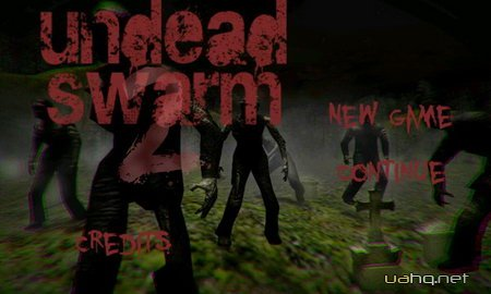 Undead Swarm 2 v1.0