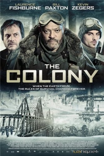 Колонія / The Colony (2013/DVDRip/700mb)
