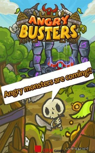Angry Busters v1.1