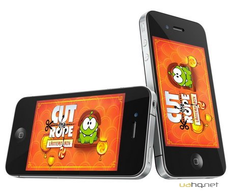 Cut the Rope HD v2.3 (Android 2.0+)