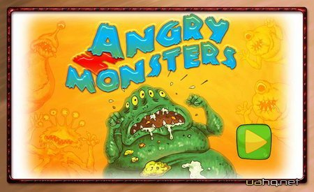 Angry Monsters 3d v1.0