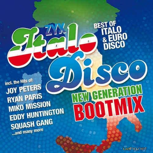ZYX Italo Disco New Generation Boot Mix (2013)