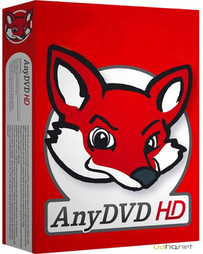 AnyDVD & AnyDVD HD 7.3.3.0 Final