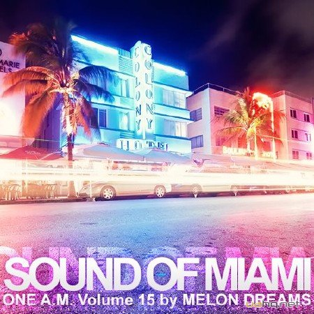 Sound Of Miami: One A.M. Volume 15 (2013)