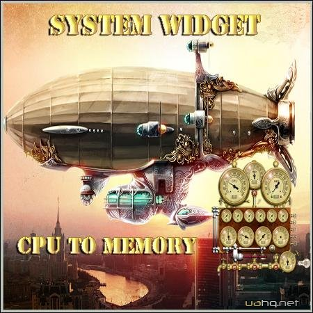 System Widget CPU to memory