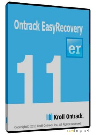 Ontrack EasyRecovery Enterprise 11.0.1.0 (x86/x64) + Rus