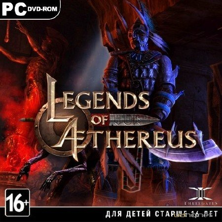 Legends of Aethereus (2013/RUS/ENG/SWE/RePack by R.G.Catalyst)