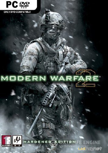 Call of Duty: Modern Warfare 2 + 2 DLC (2009/Rus/PC) Steam-Rip by Fisher