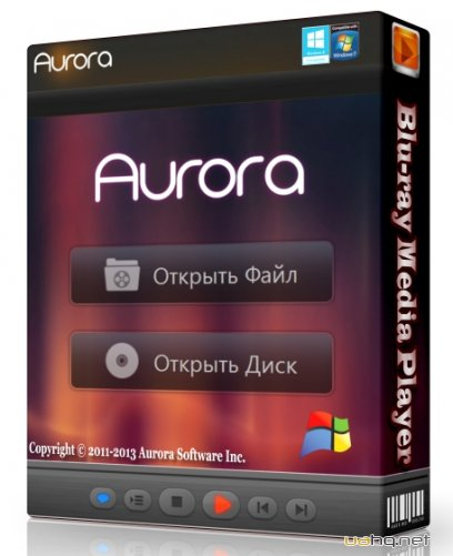 Aurora Blu-ray Media Player 2.12.9.1301 Portable by SamDel