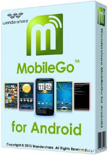 Wondershare MobileGo for Android 4.1.0.6