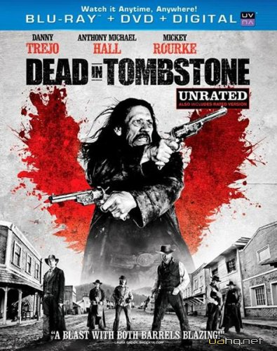 Мертвец в Тумбстоуне / Dead in Tombstone (2013/BDRip/720p /HDRip)