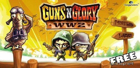 Guns and Glory Zombies (1.0.1) [Аркада, RUS] [Android]