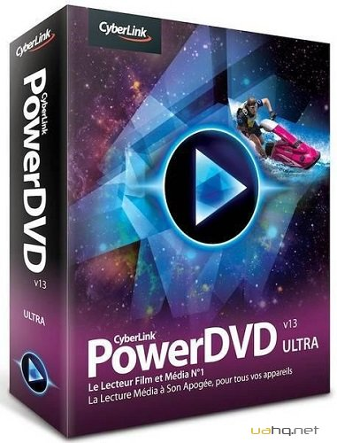 CyberLink PowerDVD Ultra 13.0.3313.58 (2013) | RePack by qazwsxe
