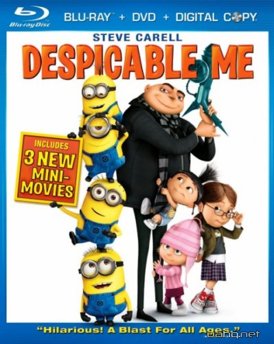 Нікчемний я 2 / Despicable Me 2 (2013/BDRip 720p/HDRip/1400Mb/700Mb)
