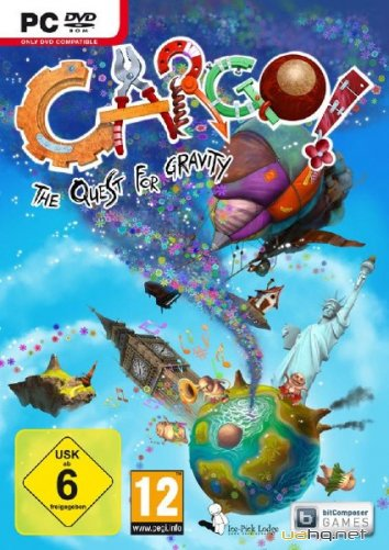 Эврика! / Cargo! The Quest For Gravity (2011/RUS/ENG/RePack by jeRaff)