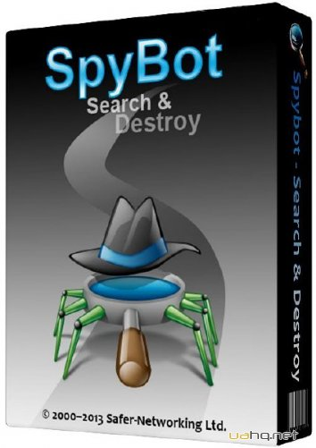 Spybot - Search & Destroy 2.2.21 Final