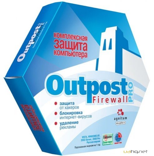 Outpost Firewall Pro Final 8.1.2.4313.670.1936