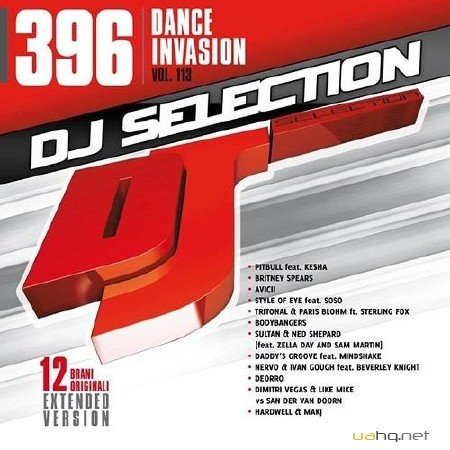DJ Selection 396 - Dance Invasion Vol. 113 (2014)