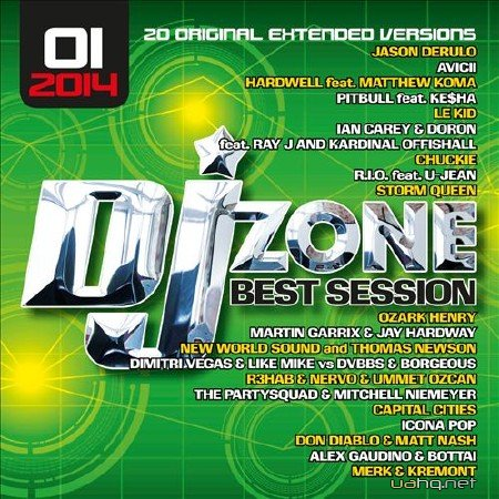 DJ Zone Best Session 01/2014 (2014)