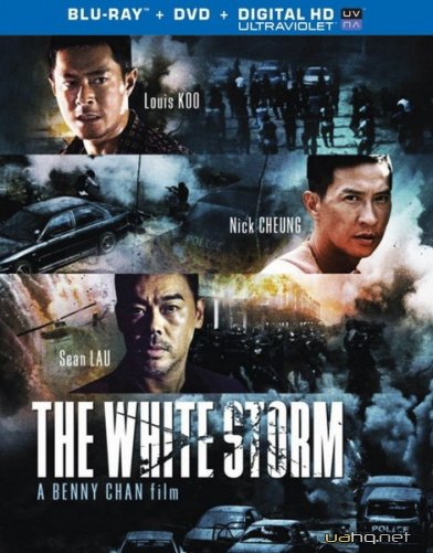 Белый шторм / The White Storm (2013) HDRip / BDRip 720p