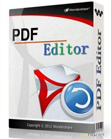 Wondershare PDF Editor 3.6.4.6 Rus Portable
