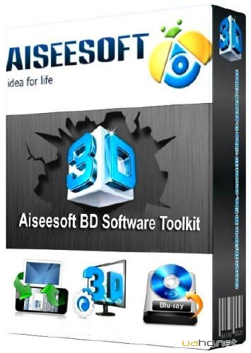 Aiseesoft BD Software Toolkit 7.2.20.11524 + Rus