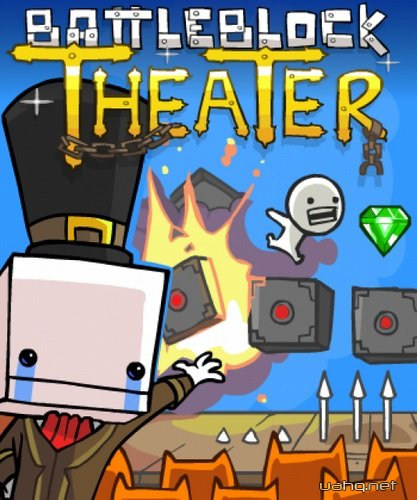 BattleBlock Theater (2014/PC/Eng|Multi)