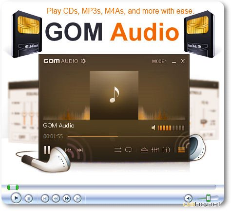 GOM Audio 2.0.7.1108 Rus Portable