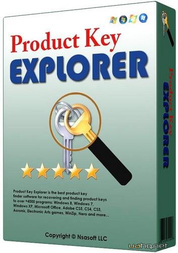Product Key Explorer 3.7.2.0 Portable by DrillSTurneR