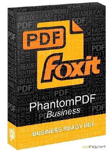 Foxit PhantomPDF Business 6.2.1.0618 + Rus