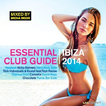 Essential Club Guide-Ibiza 2014 (2014)