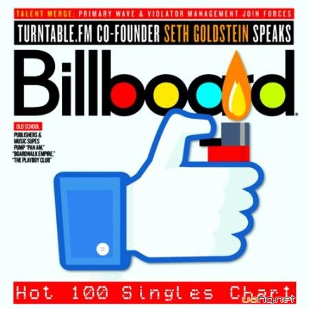 VA - Billboard Hot 100 Singles Chart 13 September (2014)