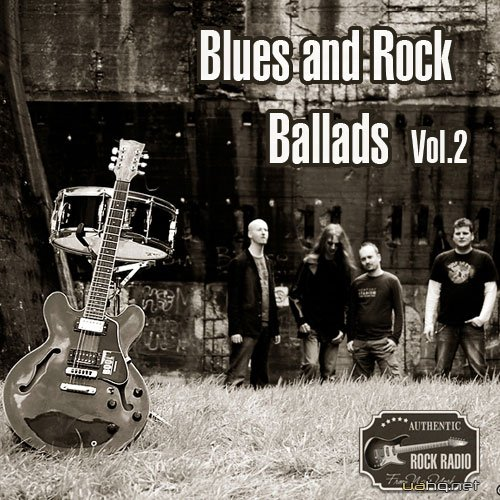 Blues and Rock Ballads Vol.2 (2014)