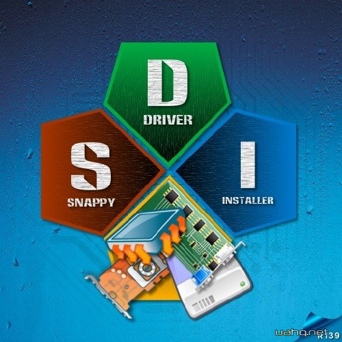 Snappy Driver Installer R139 (ML/RUS/2014)