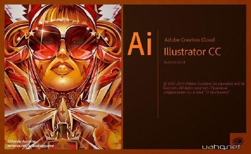 Adobe Illustrator CC 2014.1 18.1.0 RePack by D!akov (2014/RUS/ENG)