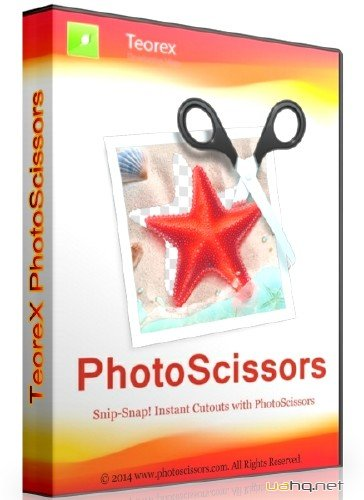 TeoreX PhotoScissors 1.2