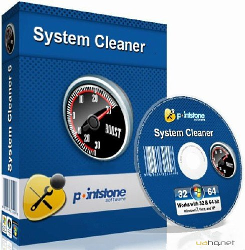 Pointstone System Cleaner 7.5.8.540